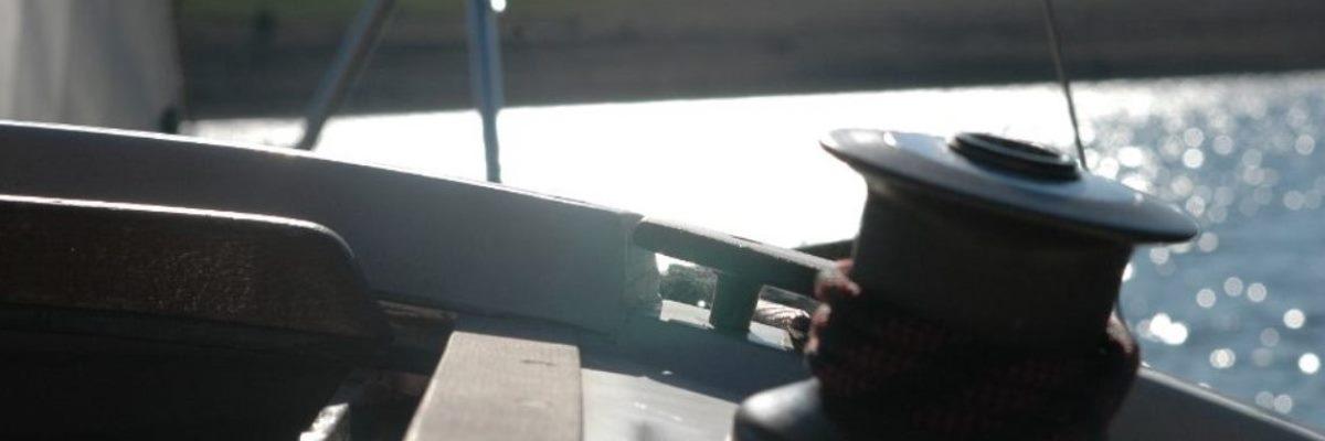 Das Segelrevier Rursee